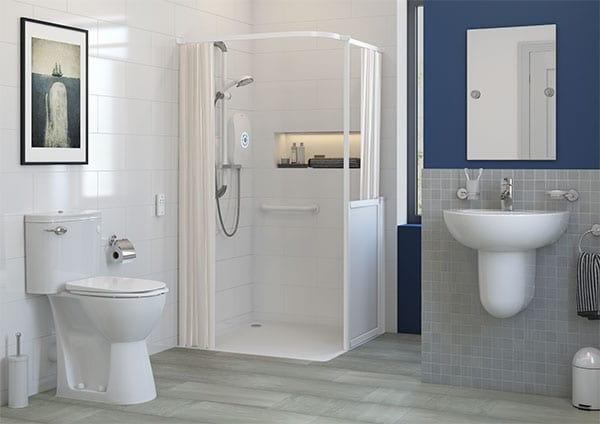 View all products under Care Wet Rooms