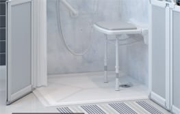 View all products under Braddan Shower Tray