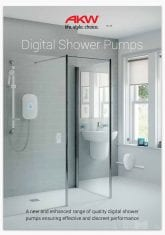 Digital Shower Waste Pumps