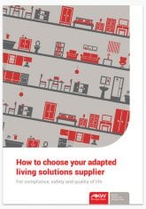 Adapted Living Solutions Guide for Housing Associations