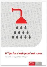 Leak Proof Wet Rooms